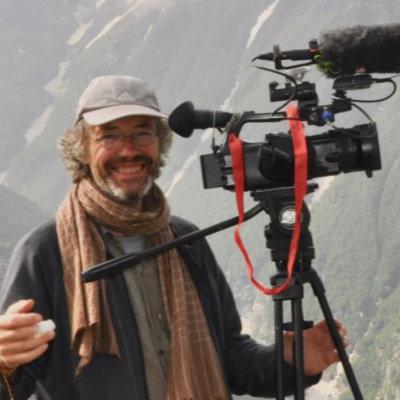 Guru in Disgrace director Jaap Verhoeven - THIS Buddhist Film Festival