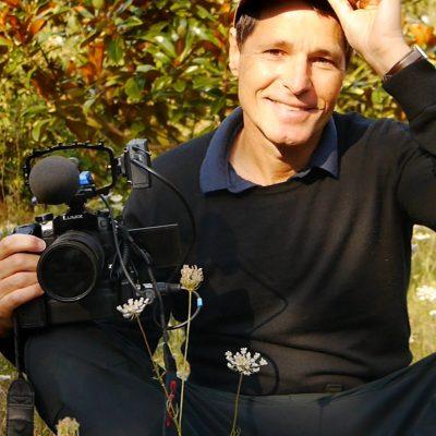 Precious Guru director Marc Wennberg - THIS Buddhist Film Festival