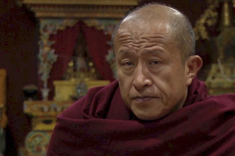 Dzongsar Khyentse Rinpoche - Visions of a Teacher - THIS Buddhist Film Festival
